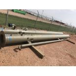 Exterran Contact Towers. Lot: Qty (2) Exterran Contact Towers. EOG Stock #970034. Asset Located in
