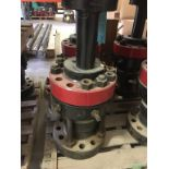 Toad Stool. Lot: (4) Consisting of GT6-5F Toad Stool, WH Adapter, 7 1/16 5M Top Rotating Flange