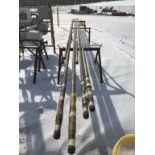 "Weatherford Rod Pumps. Lot: Qty (2) 2-1/2"" X 1-1/2"" X 36' Rod Pumps. EOG Stock #200071. Asset"