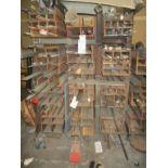 Metal & Plastic Bar/Pipe Stock And Wood Racks
