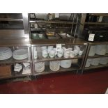 Dishes & Storage Cabinets