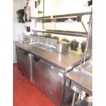 Refrigerated Prep Station