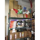Storage Racks & Tabletop Items