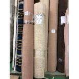 1 x Ryalux Ultimate Carpet End Roll - 2.5x1.8m2