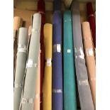 1 x Ryalux Carpet End Roll - Purple 6.1x4.0m2