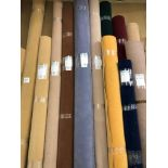1 x Ryalux Carpet End Roll - Mauve 6.7x3.5m2