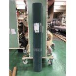 1 x Ryalux Carpet End Roll - Green 2.2x3.5m2