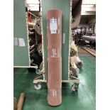 1 x Ryalux Carpet End Roll - Pink 3.5x1.9m2