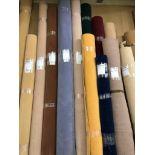 1 x Ryalux Carpet End Roll - Cream 3.1x4.0m2