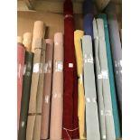 1 x Ryalux Carpet End Roll - Red 3.0x4.0m2