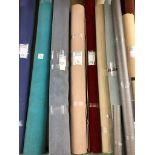 1 x Ryalux Carpet End Roll - Cream 5.0x2.8m2