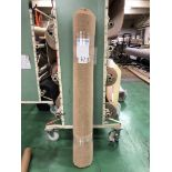 1 x Ryalux Carpet End Roll - Cream 4.1x1.9m2