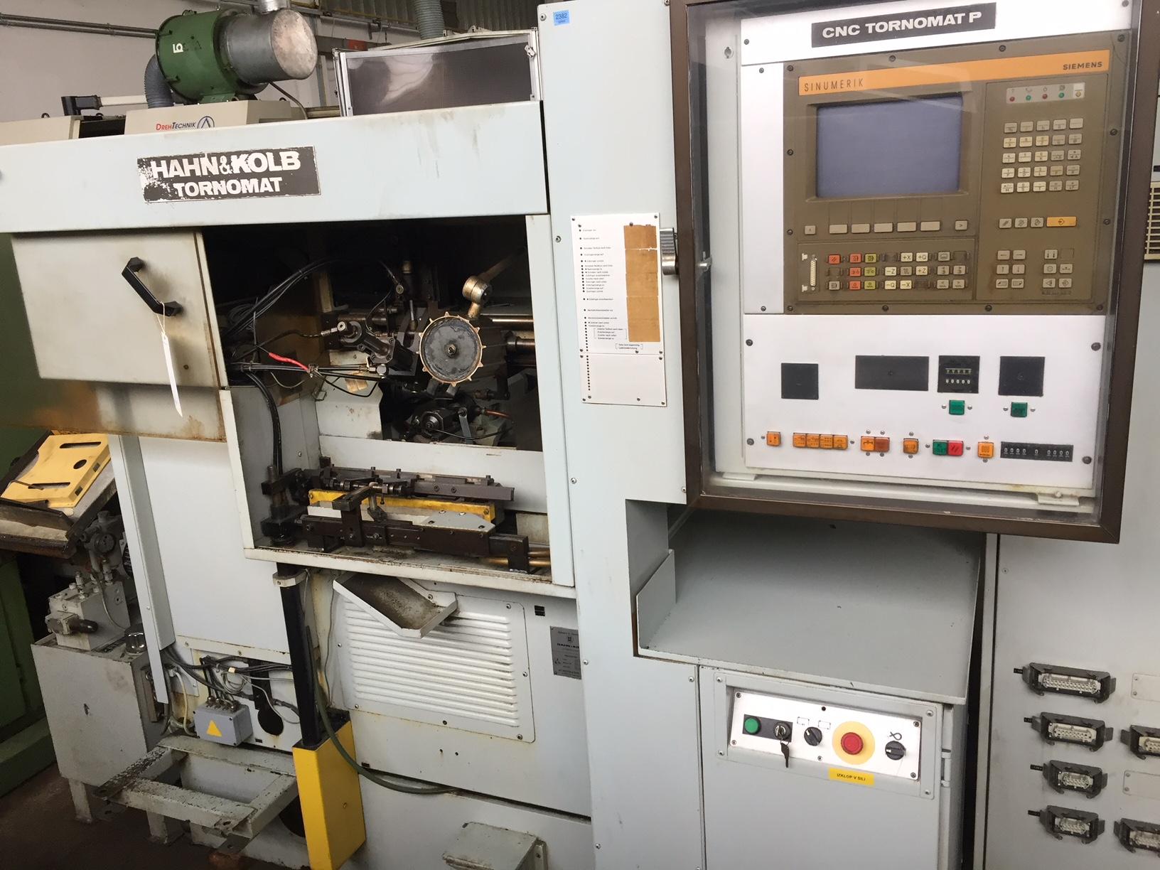 Lot 30 - Hahn & Kolb Model Tornomat 153 TP/S