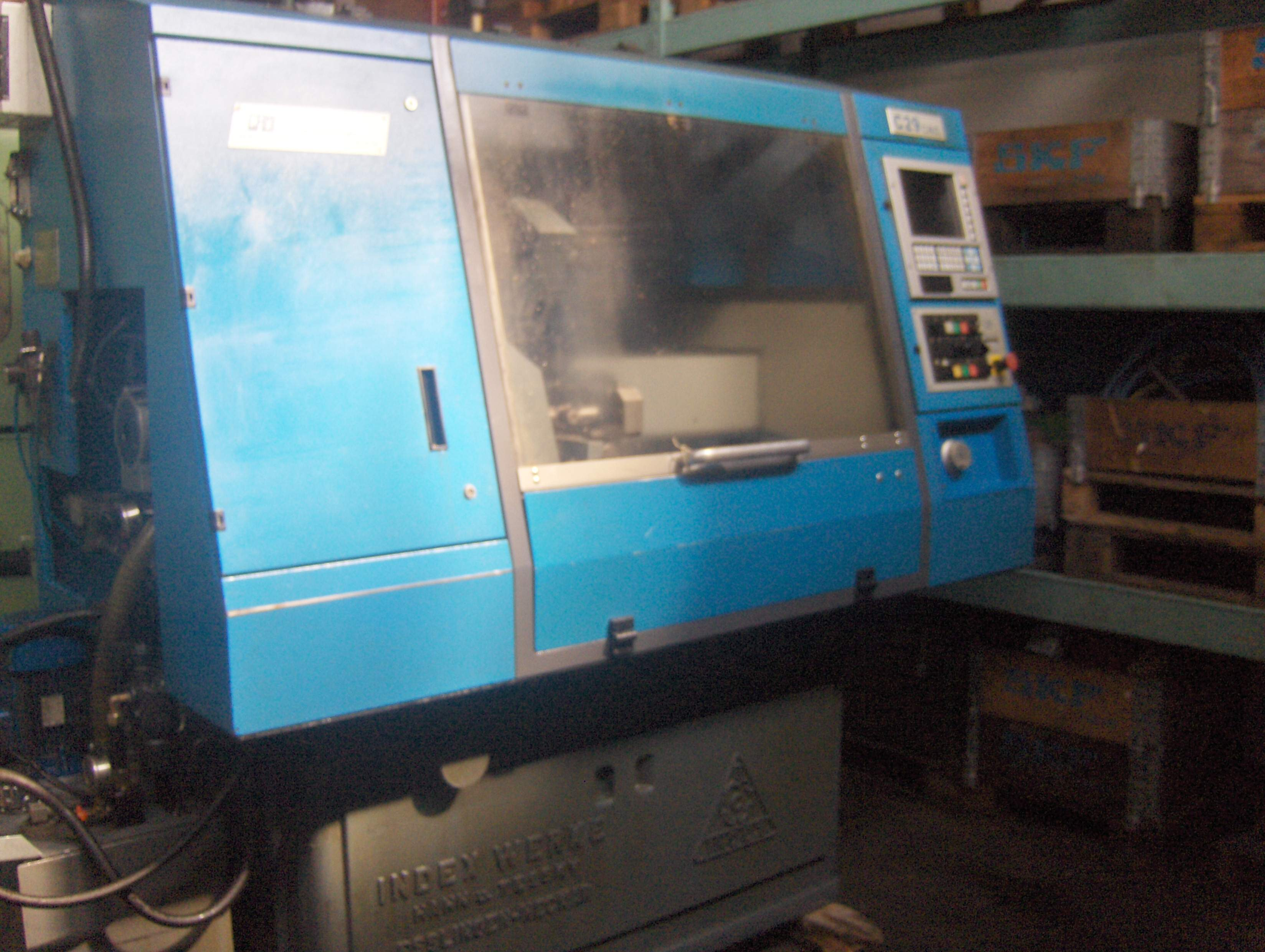 Lot 3 - Cami Model TACN CNC Lathe
