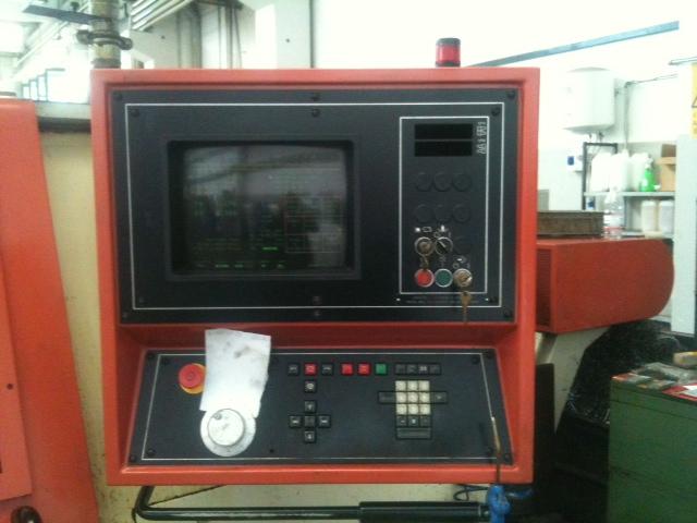 Lot 1 - Gildemeister Model GT 50 - CNC Lathe