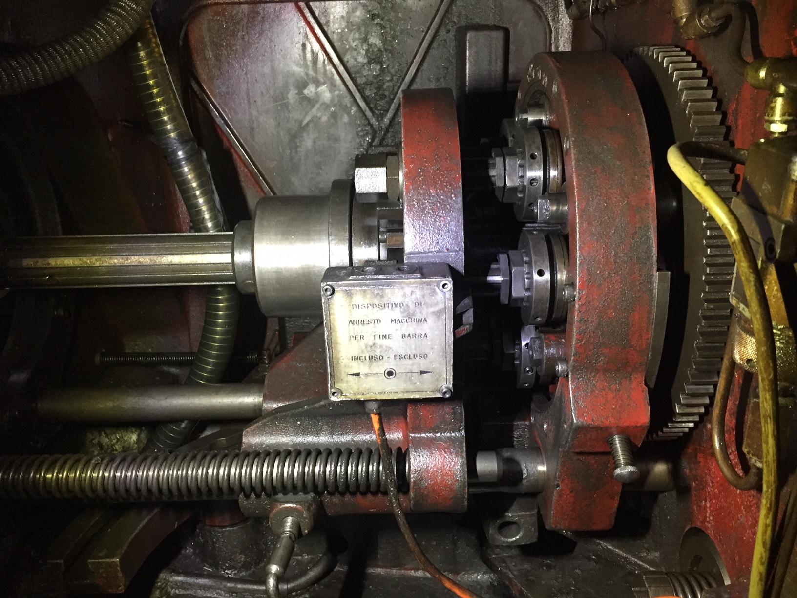 Lot 19 - Gildemeister Model IMIS 620, 6-Spindle Automatic Lathe