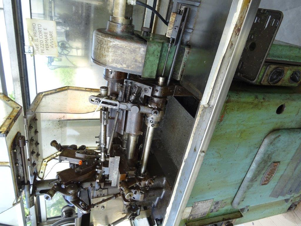 Lot 50 - Traub A15/A25, Single Spindle Automatic Lathes