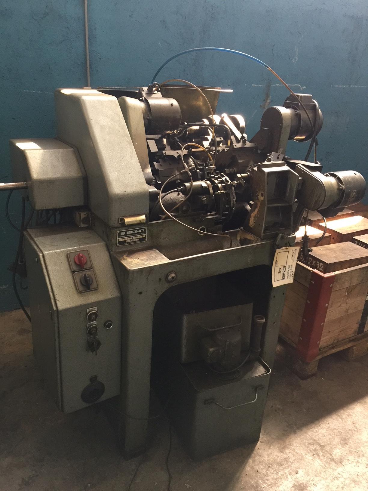 Lot 32 - Eubama Model S5 Transfer Machine