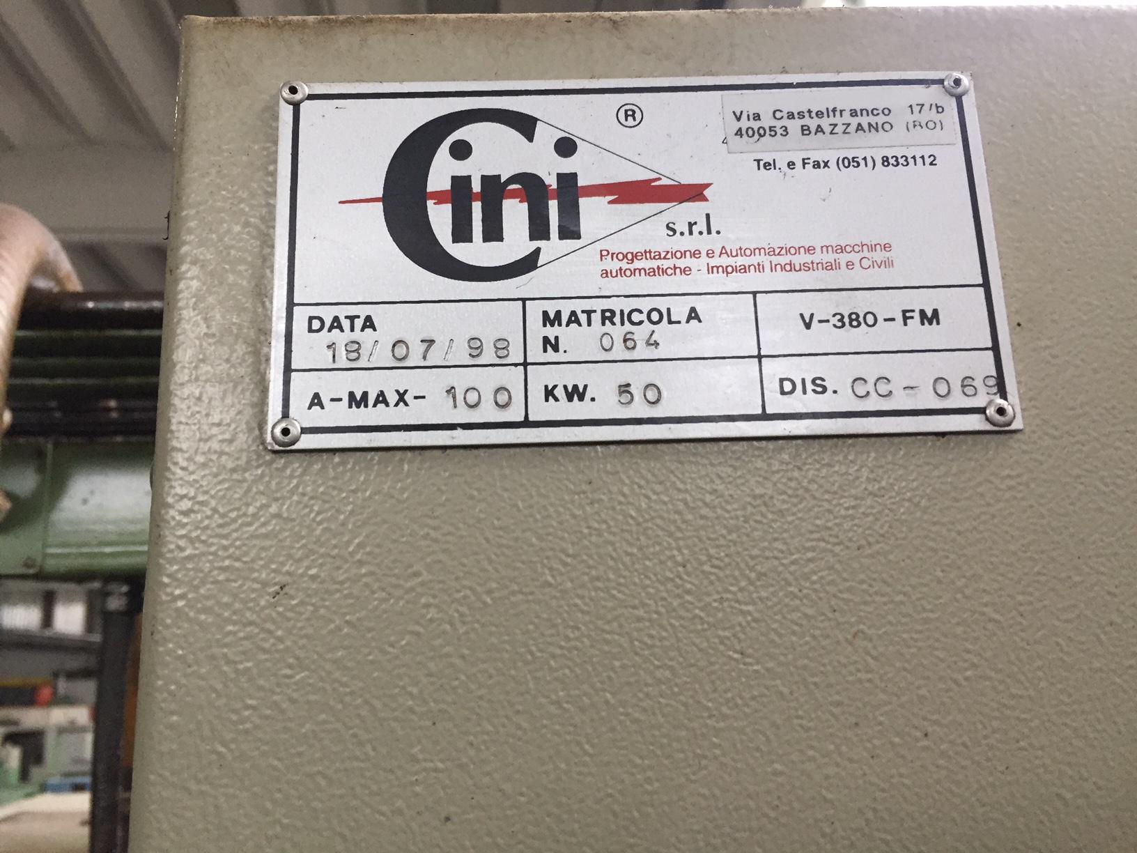 Lot 33 - Trevisan Transfer Machine