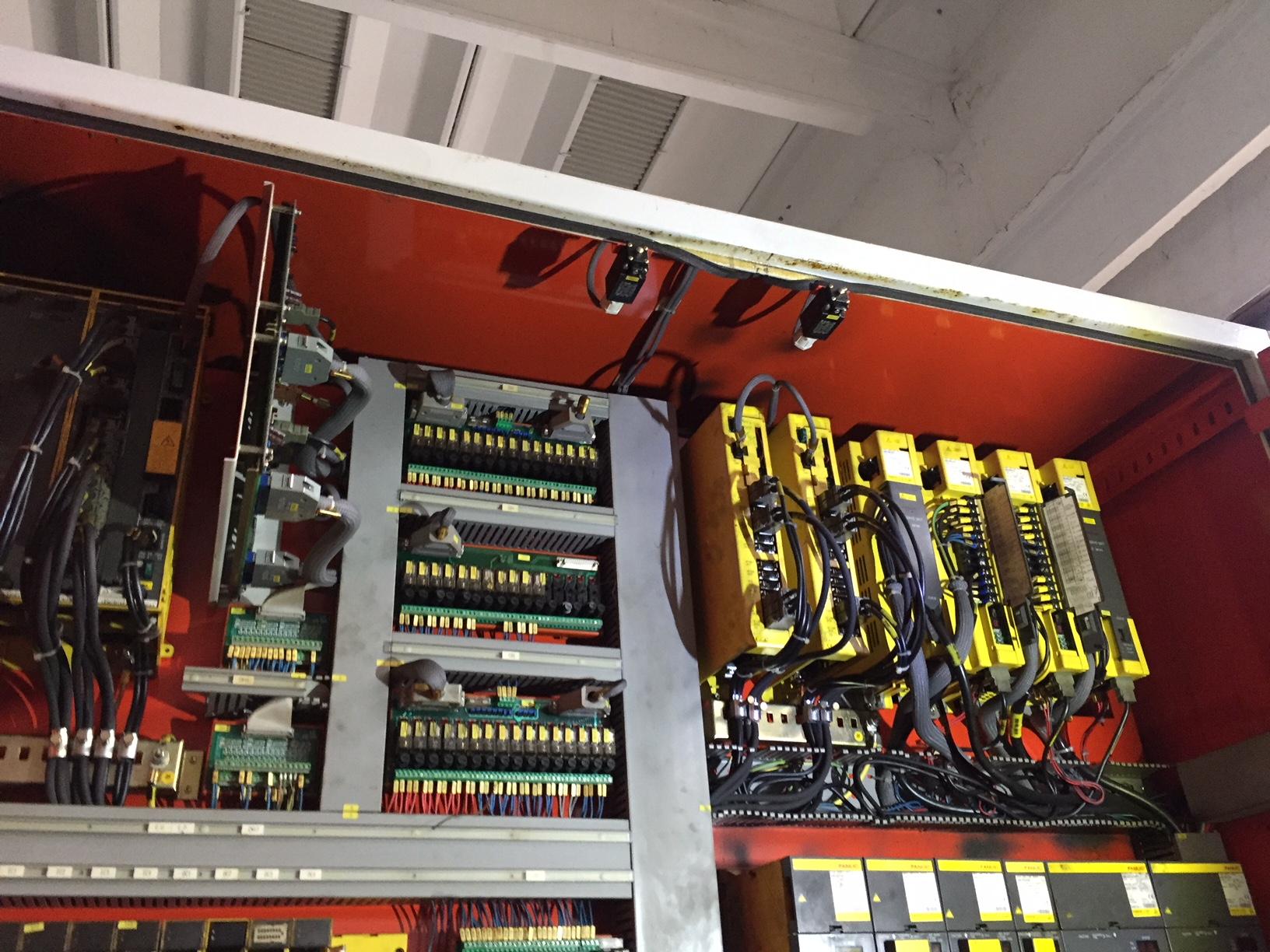 Lot 11 - Linea Spazio Model 20 tipo 11 CNC Horizontal Machining Center