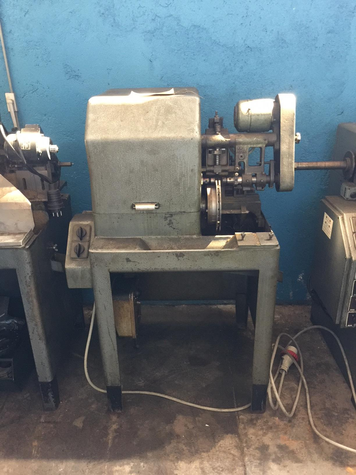 Lot 36 - Eubama Model S.3 Transfer Machine