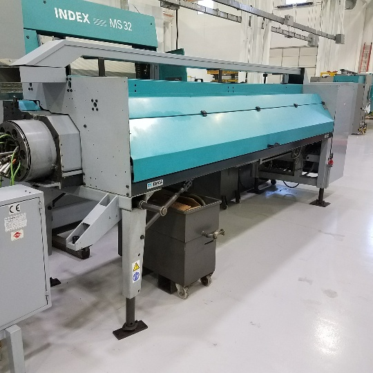 Lot 20 - INDEX MS32-6 B, 6-Spindle Automatic Lathe
