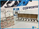 Lot 26 - 96 x Cosworth XG Indycar bearing main sump +0.4. Code: XG0069. Lot 243