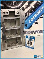 Lot 46 - 2 x Cosworth sump Lotus Evora GT4. Code: 20024446. Lot 234