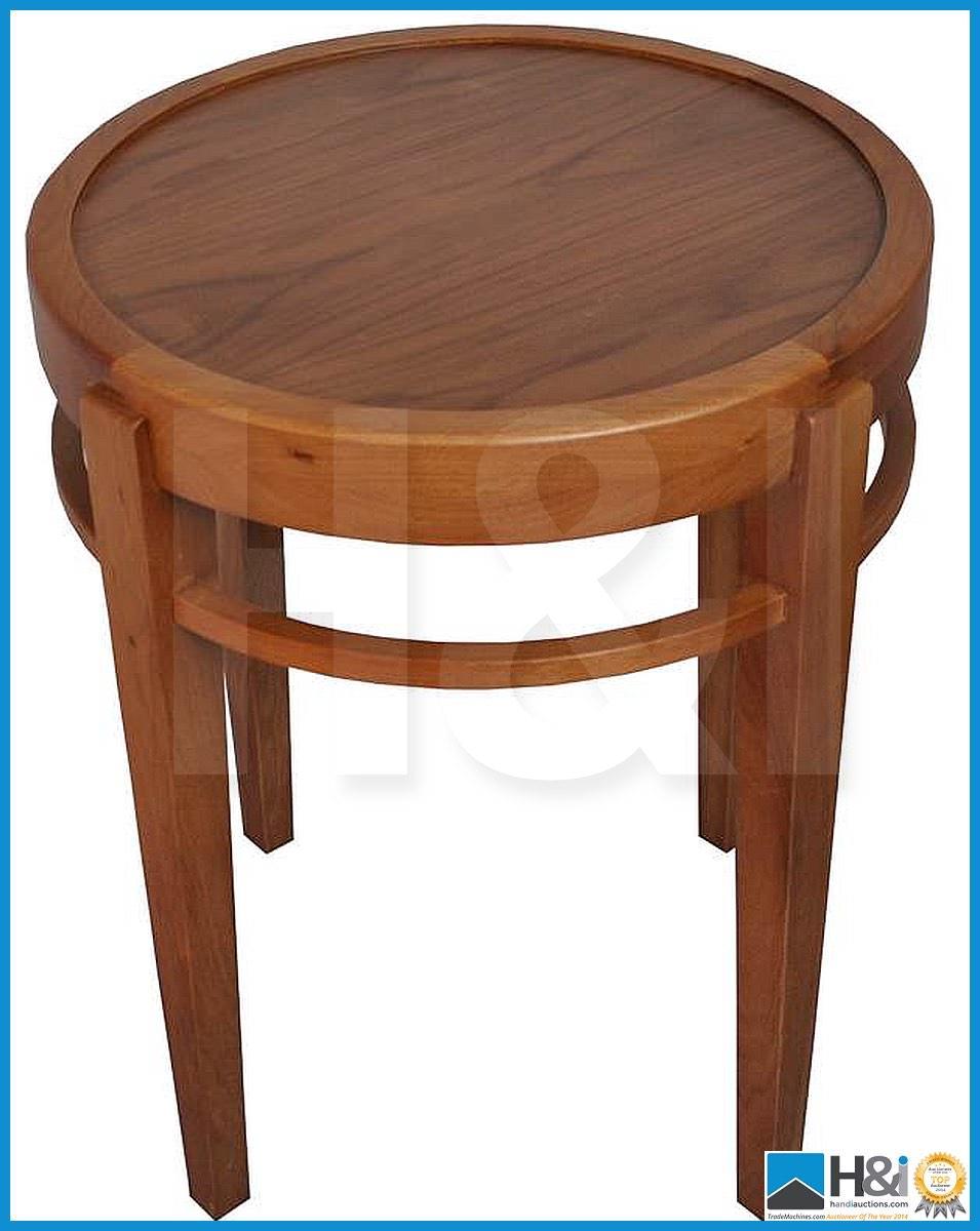 Lot 23 - Stunning black walnut bedroom furniture set comprising: 2-door wardrobe - H 193cm x W 110cm