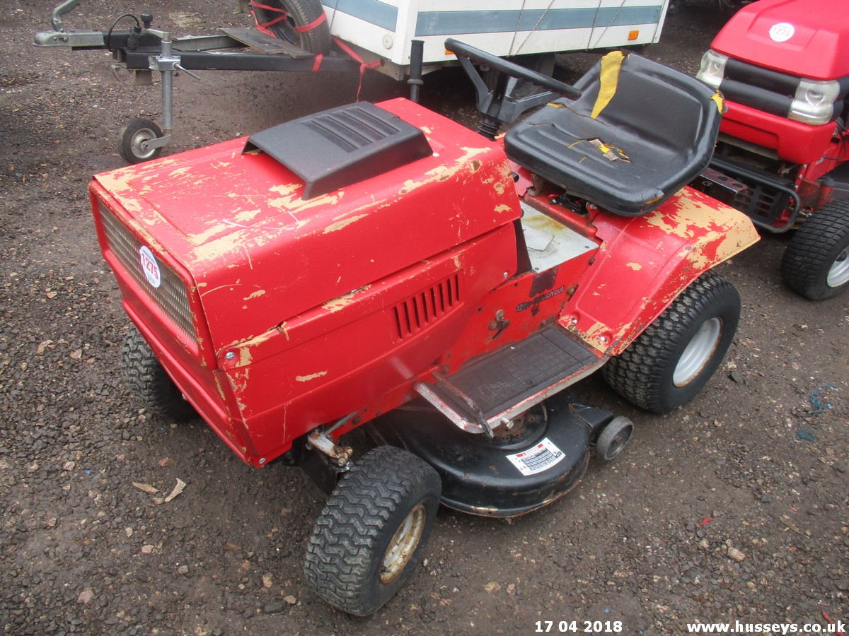 Tractor Seat Plant Varieties : Model ride on mower item location husseys exeter
