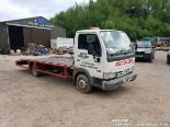 Lot 1504 - 2006 NISSAN CABSTAR 35.13 MWB RECOVERY LORRY