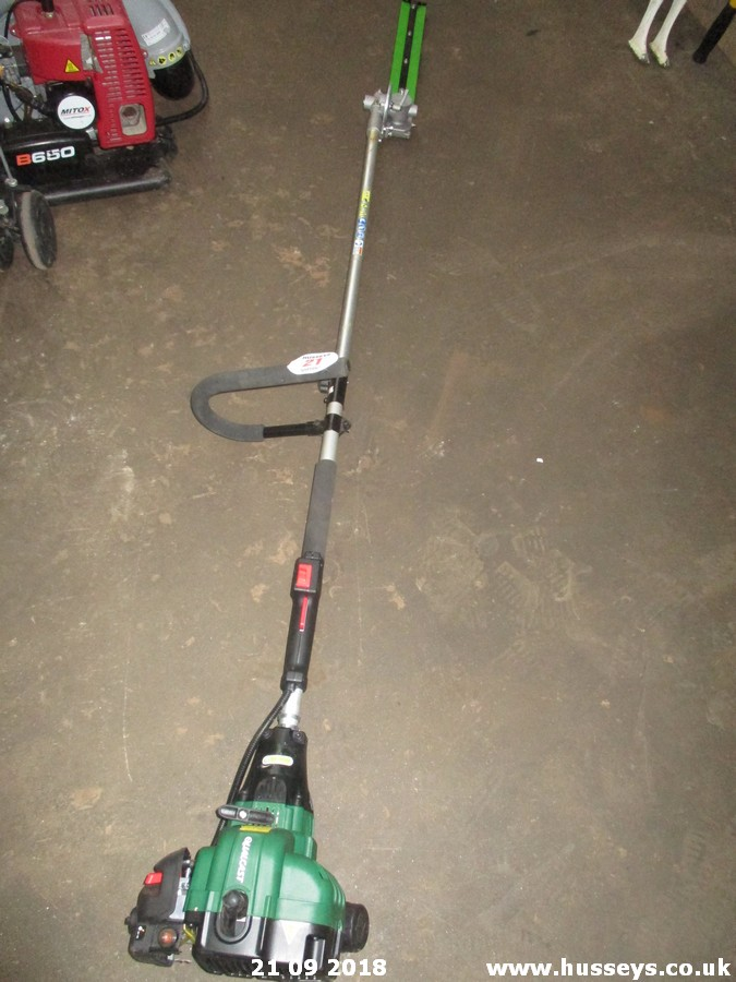 Lot 21 - LONG REACH HEDGE TRIMMER