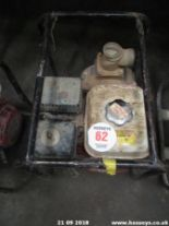 Lot 62 - HONDA WATER PUMP