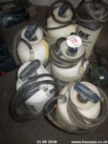Lot 19 - DISC CUTTER SPRAYERS