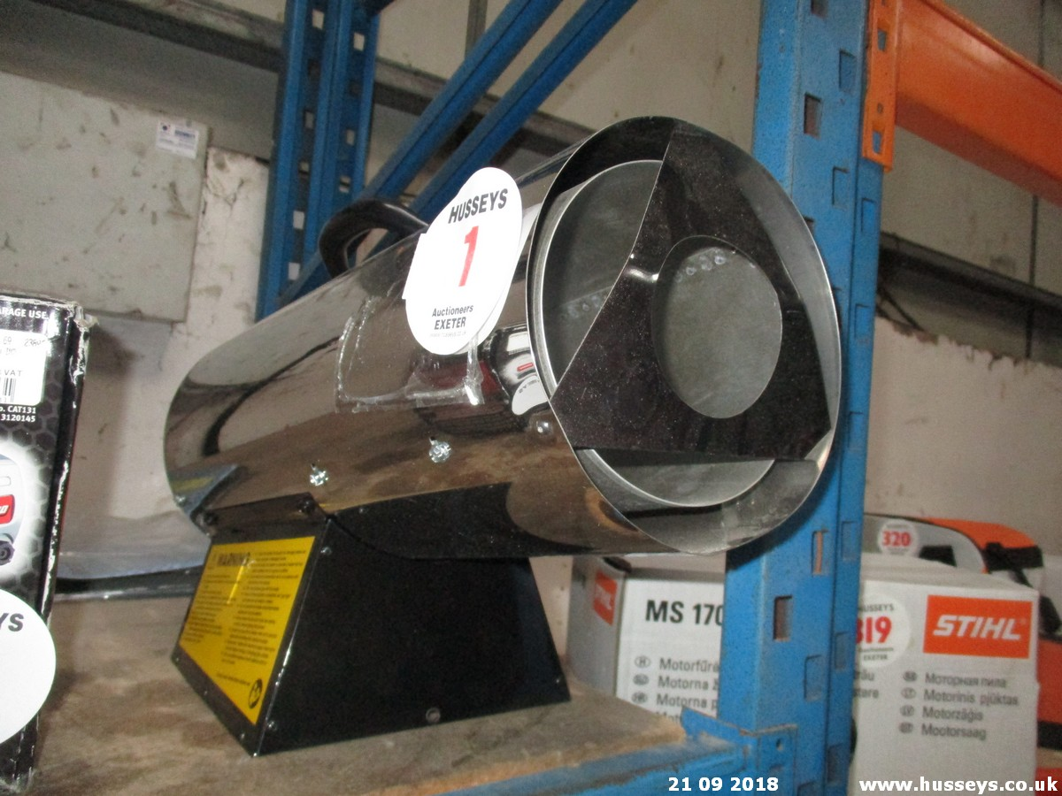 Lot 1 - SPACE HEATER (SPARES)
