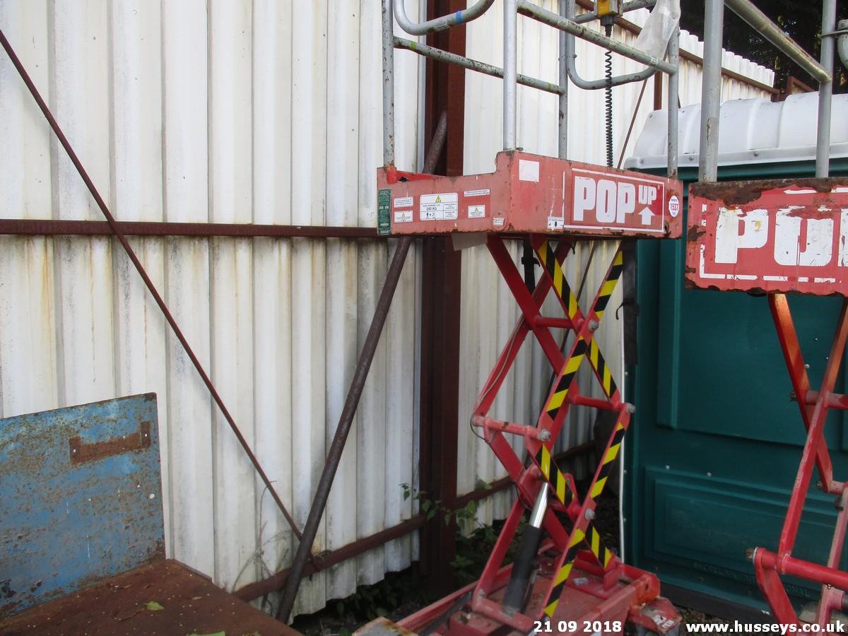 Lot 1537 - POP UP LIFT