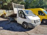Lot 1505 - 2008 FORD TRANSIT 100 T350 RWD 136K