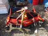Lot 1552 - TECMA FMR150 FINISHING MOWER