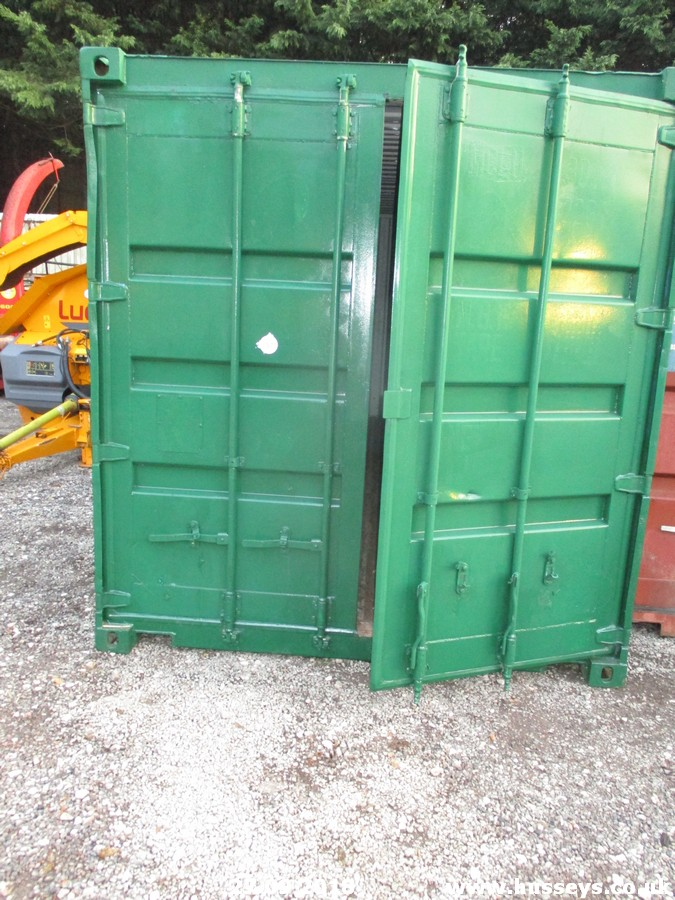 Lot 1527 - 20FT STEEL CONTAINER
