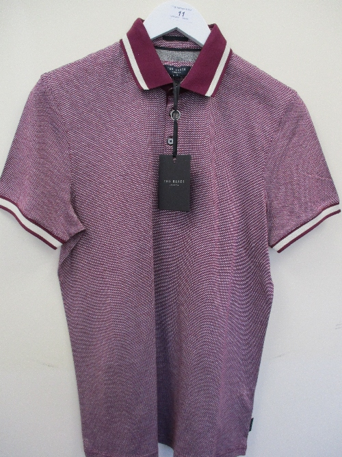 Lot 11 - Ted Baker polo shirt - 3XL RRP £69