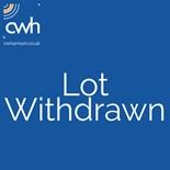 Lot 39 - WITHDRAWN