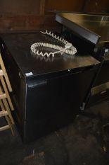 Lot 5 - *Undercounter Stainless Steel Single Door Freezer