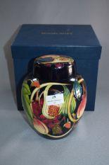 Lot 39 - Moorcroft Ginger Jar