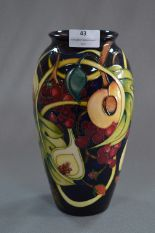 Lot 43 - Moorcroft Queen's Choice Vase