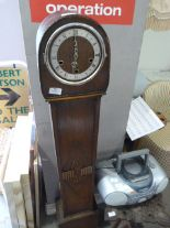 Lot 54 - *Pre War Grandmother Clock