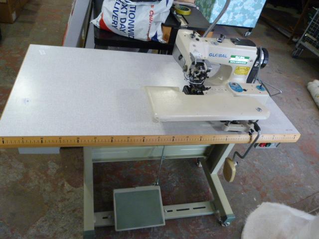 Lot 49 - *Global BM-360 Industrial Blind Stitch Machine