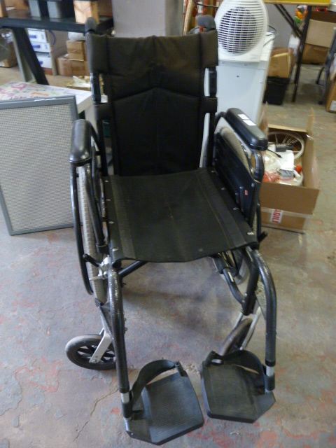 Lot 44 - Suntec Wheelchair