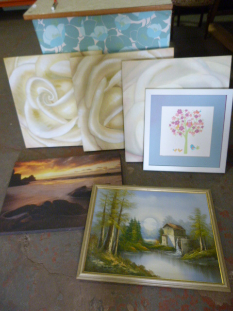 Lot 53 - *Six Decorative Prints