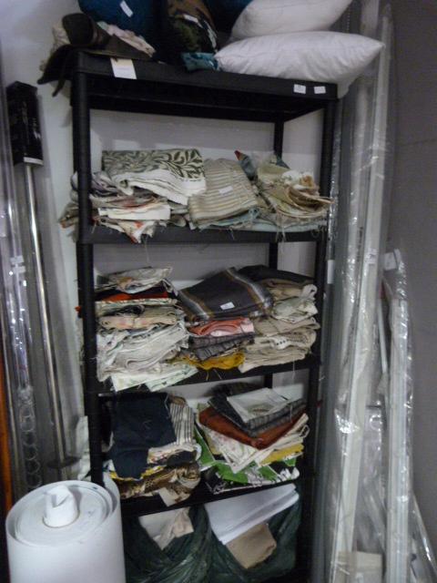 Lot 29 - Set of Four Teir Plastic Shelves