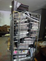 Lot 12 - *Cage of Fabric Sample Books